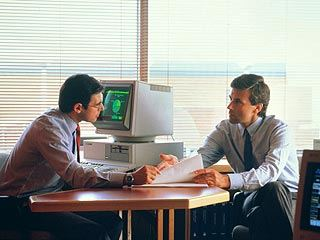 Офисный персонал предпочитает искать работу в международных компаниях
