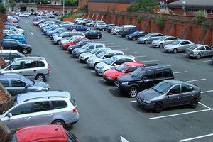 Увеличение автомобилей свидетельствует о финансовом благополучии граждан