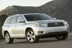 Тойота является лидером по числу ввозимых моделей