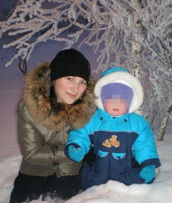 Ирина любила своего сына Егорку больше жизни