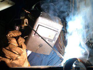 Использование технологий сварки при ремонте автомобиля