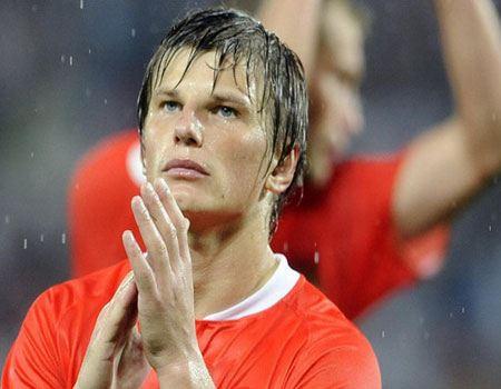 Андрей Аршавин ждет Евро 2012