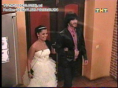 Свадьба ермолаевой свадьба в январе