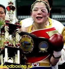 Нелегко быть женщиной-боксером!
