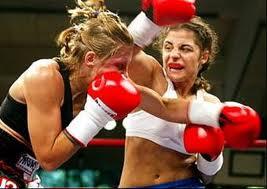 В 2012 году женский бокс дебютирует на Олимпийских играх.