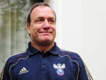 Тренер россиян Адвокат доволен жеребьевкой