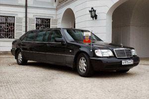 Стоить VIP - лимузины будут не ниже иномарок представительского класса