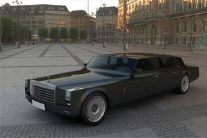 Разрабатываться автомобили будут по индивидуальному эскизу