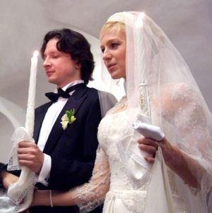 The wedding of Irina and Maxim
