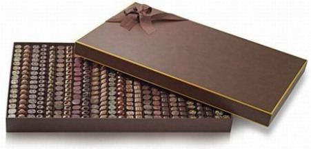 Шоколад от Michel Cluizel