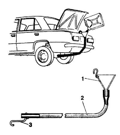 Схема заливки трансмиссионного масла в автомобиль