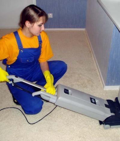 Сотрудники клининговой компании профессионально выполнят уборку
