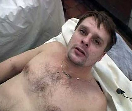 Alexander Nosik got to the hospital