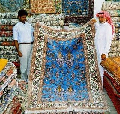 Иран остается главным производителем ковров