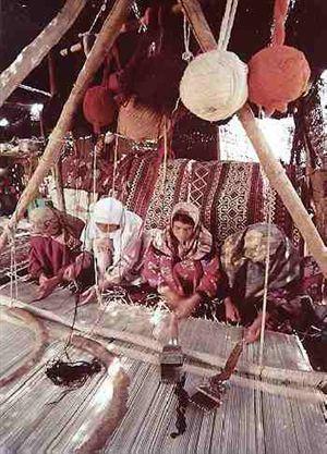 История персидских ковров насчитывает более 20 веков