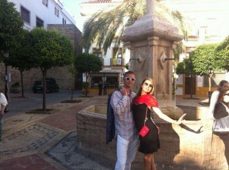 Летом 2011 года Алекс Смерфит и Вика Боня путешествовали по Европе