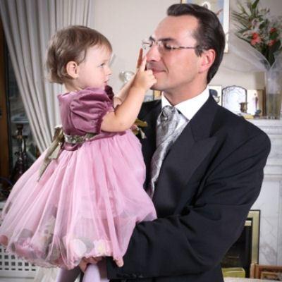 Ариша обожает своего отца