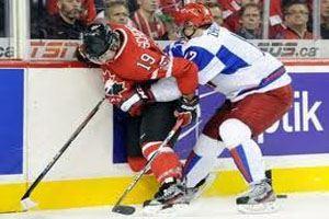 Россияне обыграли канадцев со счетом 6:5