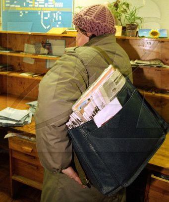 У почтальона отняли 500 тысяч рублей