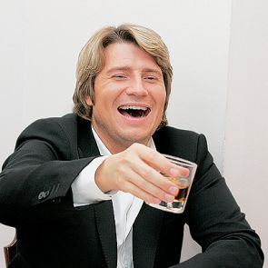 Беспечный балагур Николай Басков