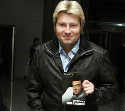 Коля Басков, какое двуличие!