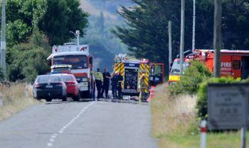 Полиция пока не комментирует аварию воздушного шара