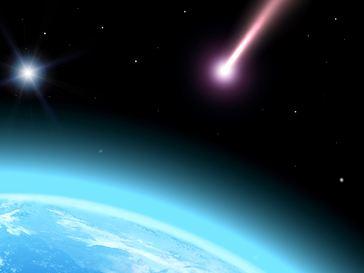 Космическая станция упадет на Землю