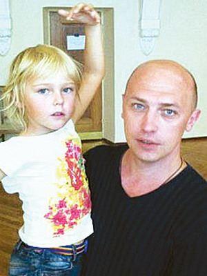 Вячеслав Титов безумно любил свою дочку Стефанию