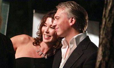 Olga Slutsker and Alexander Dyukov