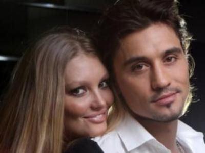 Dima Bilan and Julianna Krylova