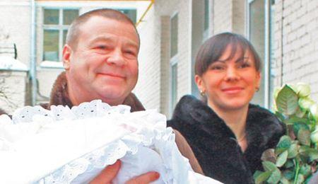 Сергей Селин с любимыми членами семьи