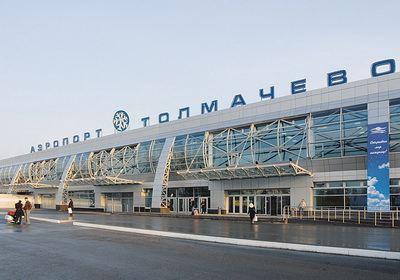 Вынужденная посадка Боинга-757 в Новосибирске