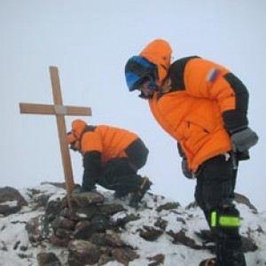 Российские альпинисты обнаружены мертвыми