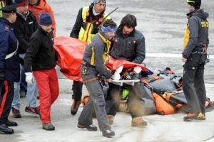 Тела российских альпинистов увезли в один из моргов Шамони