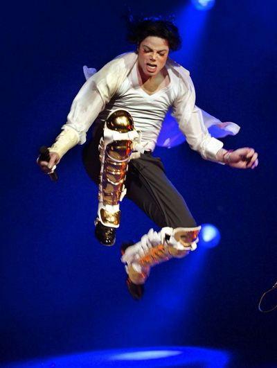 Все что связано с Майклом Джексоном стоит очень дорого