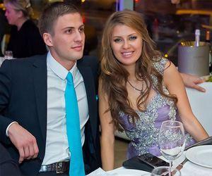 Виктория Боня и ее жених Алекс Смерфит