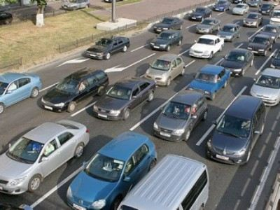 Московские пробки давно стали настоящим бедствием