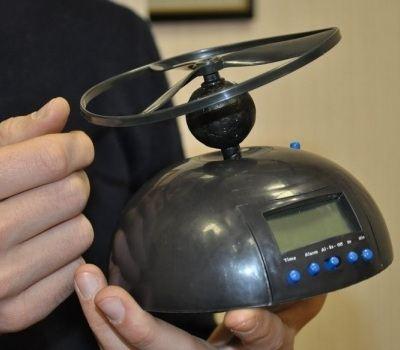Будильник - вертолет