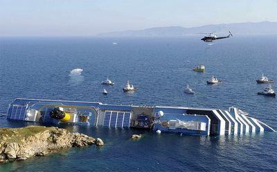 Капитан затонувшего судна Франческо Скеттино под арестом