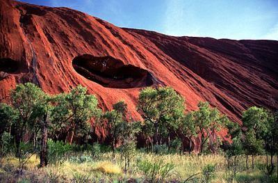Знаменитый австралийский парк можно будет осмотреть на воздушном шаре