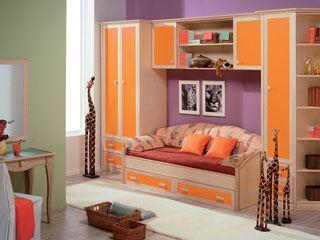 Детская мебель должна сочетать удобство, функциональность и безопасность