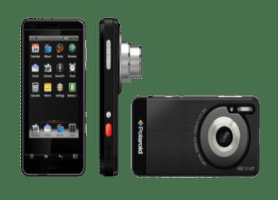 Гибрид телефона и фотоаппарата Polaroid