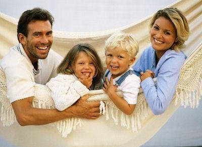 Семейное счастье - это главное!
