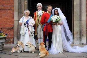 Родители Кейт опорочили королевскую семью