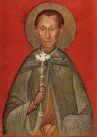 Икона Владимира Путина из храма Нижегородской области, которая стала мироточить