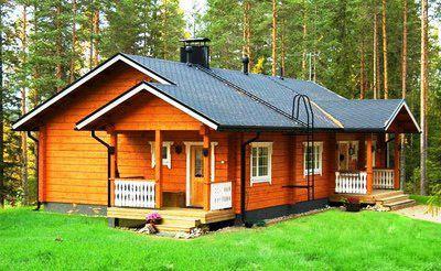 Дачный домик мечты