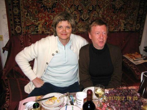 Чубайс и Смирнова меняются гендерными ролями