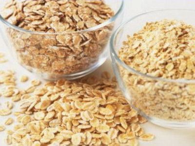 Oatmeal against smoking