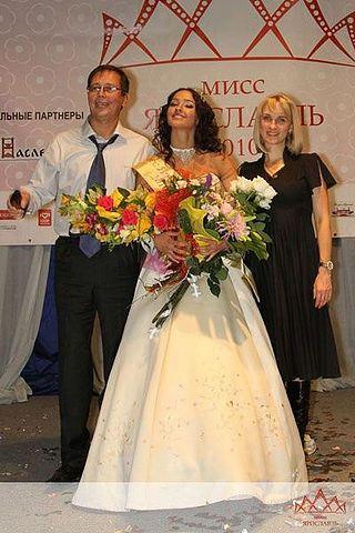 Самая красивая студентка Москвы Яна Дан-Чин-Ю в прошлом выиграла титул Мисс Ярославль-2010