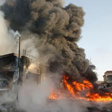 Ужасный взрыв произошел на Доме-2